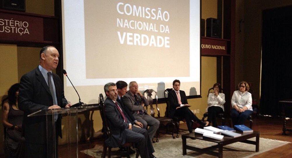 Comissão Nacional da Verdade investigou as graves violações aos direitos humanos cometidas durante o período da ditadura militar no Brasil