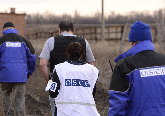 Observadores da OSCE