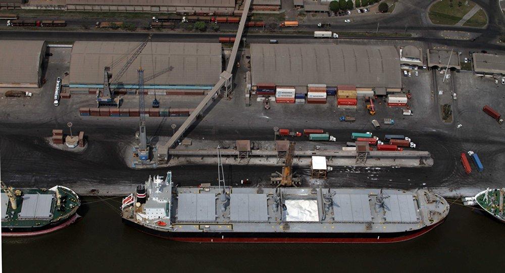Resultado de imagem para Petrobras começa a abastecer navios iranianos no Porto de Paranaguá