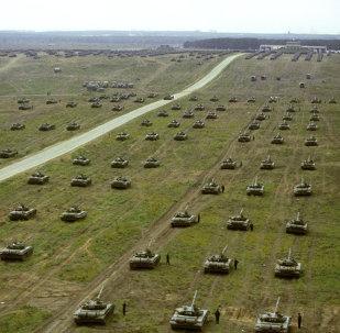 Exercícios militares Zapad-81 (foto de arquivo)