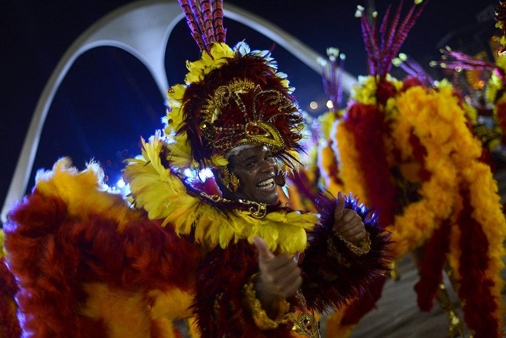 Desfile de Vila Isabel