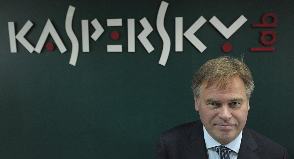 Yevgeny Kaspersky