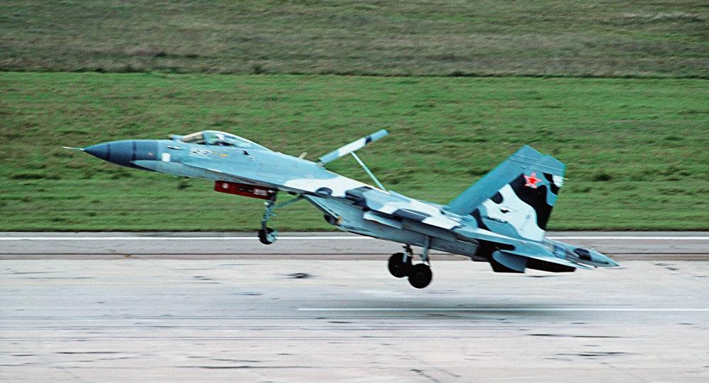 Caça Su-30MKI