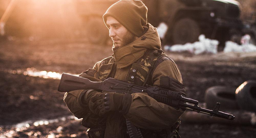 Situação na Ucrânia durante o cessar-fogo: Debaltsevo
