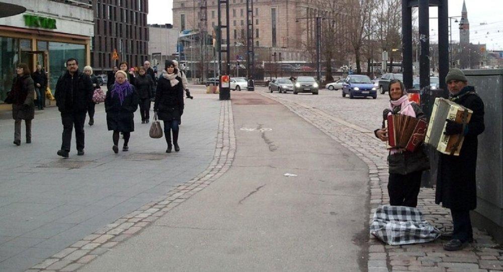Finlândia queixa que recebe mais imigrantes de que pode integrar