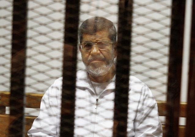 Mohammed Mursi, ex-presidente do Egito