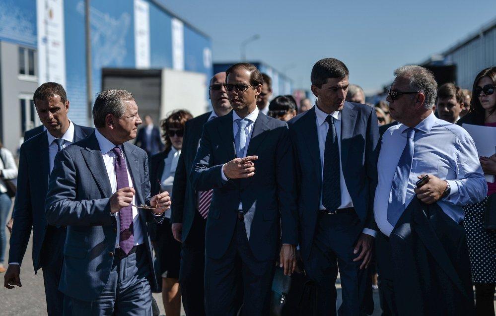 Mais de 600 empresas russas e 150 estrangeiras de 25 países vão participar do Salão Internacional de Aviação e Espaço, de acordo com o Ministério do Comércio russo.