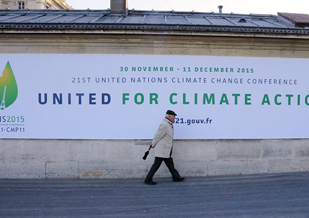 Cop 21, a nova Conferência do Clima, será realizada no final do ano em Paris