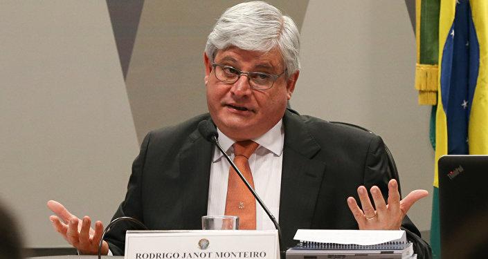 Rodrigo Janot, procurador-geral da República (PGR)