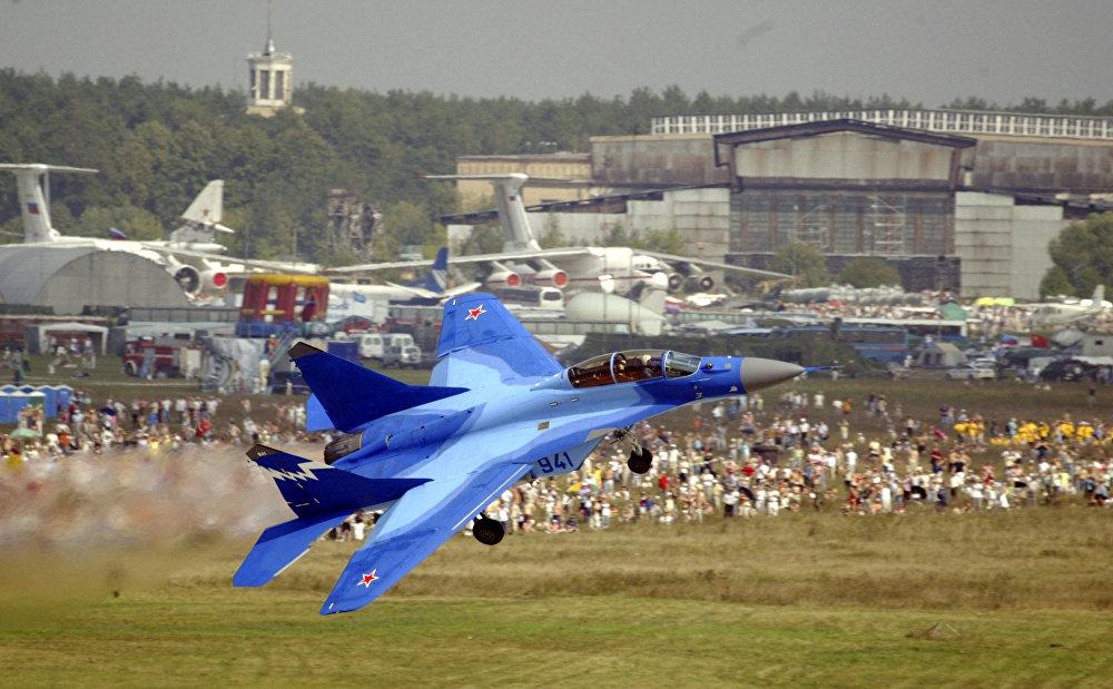 Caça russo MiG-29K