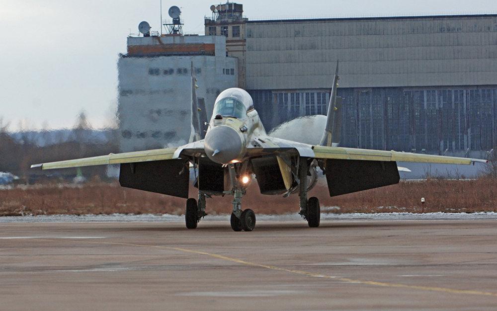 Caça russo MiG-29K/KUB