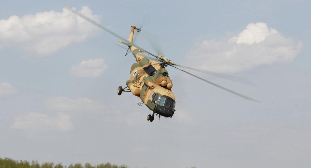 Helicóptero Mi-17 V-5