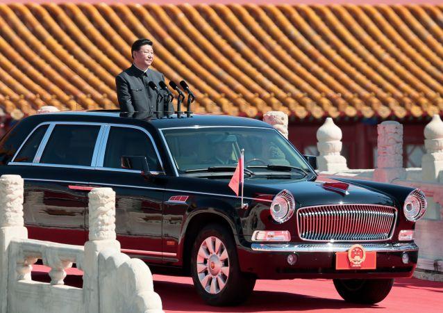 Pequim realizou a grande parada militar em comemoração do 70º aniversário da vitória na guerra contra o Japão e na Segunda Guerra Mundial