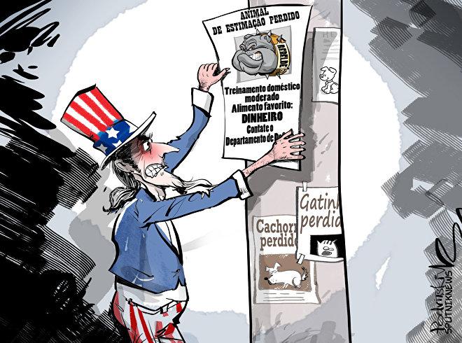 EUA perderam os rebeldes sírios moderados