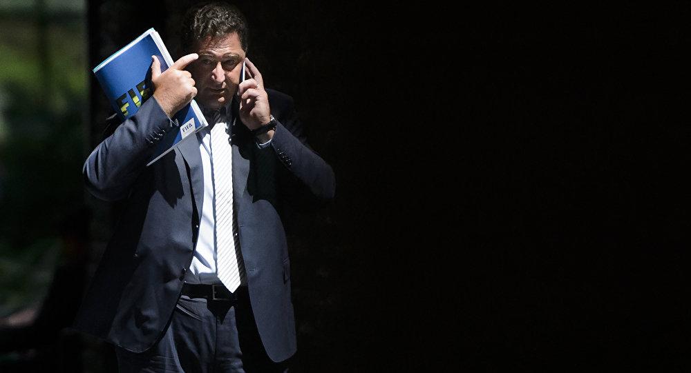 Domenico Scala, presidente do Comitê de Auditoria e Conformidade da FIFA