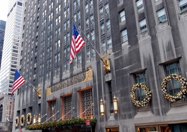 Waldorf-Astoria, Nova York