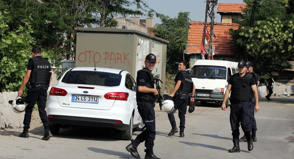 Polícia turca deteve 14 supostos membros do Daesh