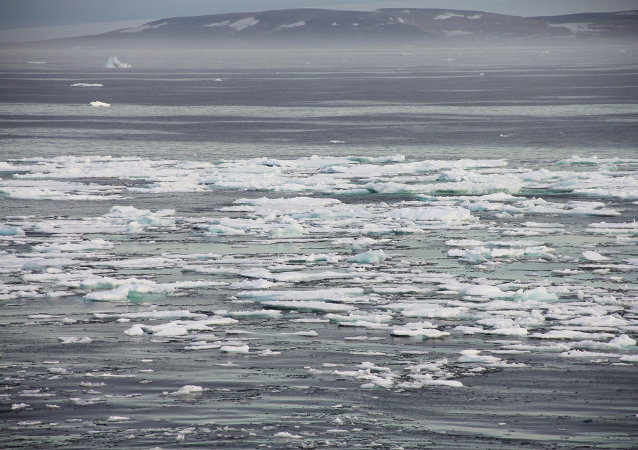 Zona ártica russa