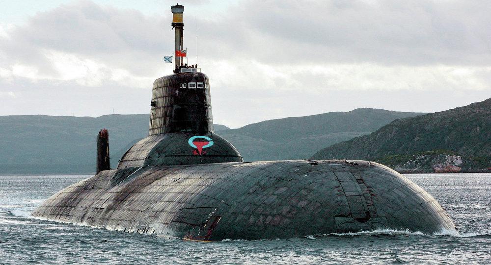 Dois dos três submarinos 'Projeto 941 Akula' (Typhoon, na designação da OTAN) serão desmontado