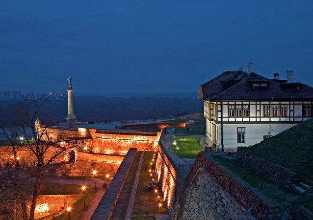 Forte de Kalemegdan - Belgrado, Sérvia
