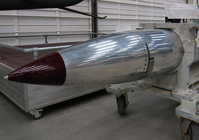 Bomba nuclear B61