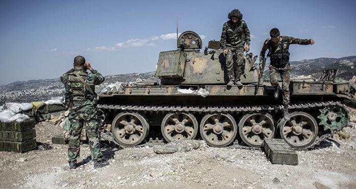 Situação na Síria