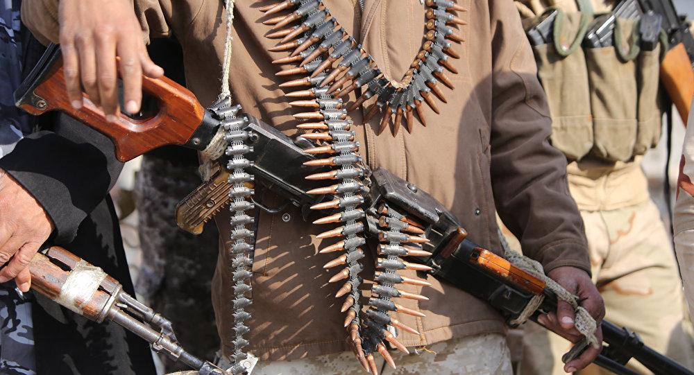 Combate contra Estado Islâmico
