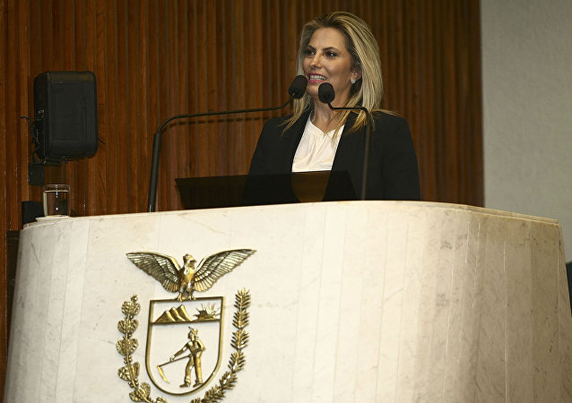 Cida Borghetti, vice-governadora do Paraná.