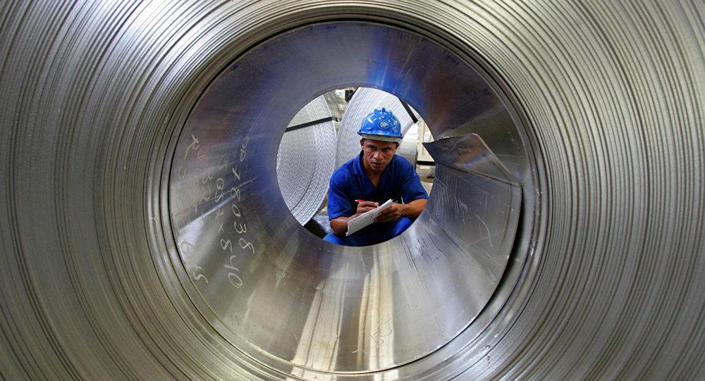Empresas brasileiras de metalurgia estão ganhando espaço na Rússia.