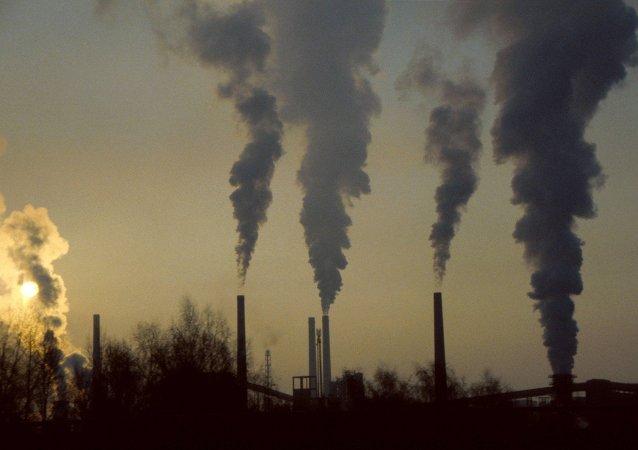 Emissões do carbono