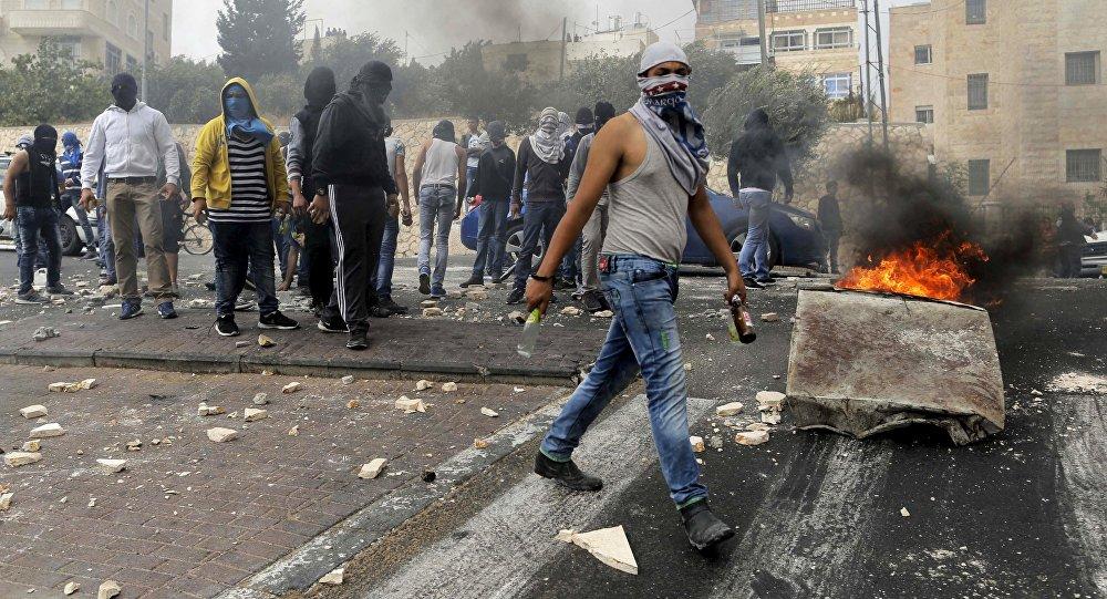 Resultado de imagem para confrontos jerusalem