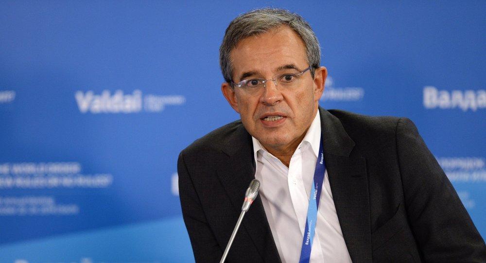 Deputado da Assembleia Nacional da França Thierry Mariani
