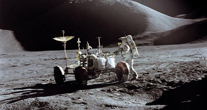Superfície da Lua