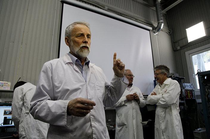 Chefe adjunto do Laboratório da Física Nuclear Experimental do MEPHI Aleksandr Bolozdynya