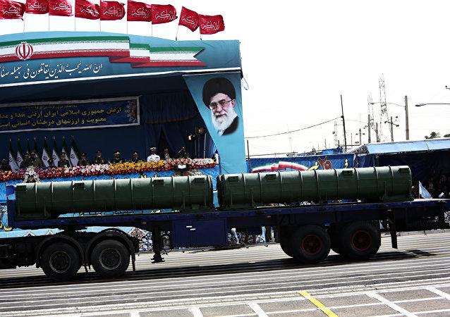 Sistema da DAM iraniana Bavar 373