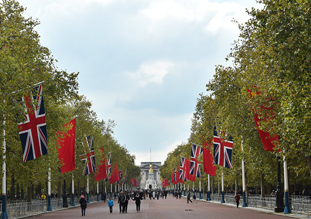 Londres na véspera de visita do líder chinês Xi Jinping