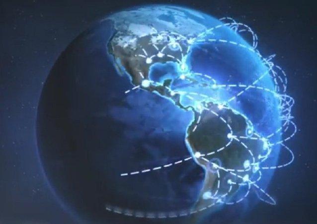 Comunicações de satélite