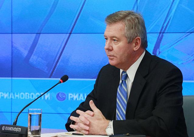 Gennady Gatilov, vice-ministro das Relações Exteriores da Rússia
