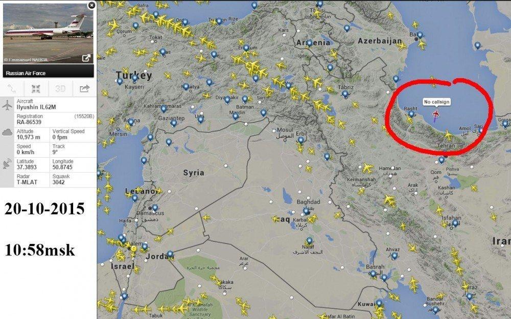 A provável rota de Assad de Damasco a Moscou