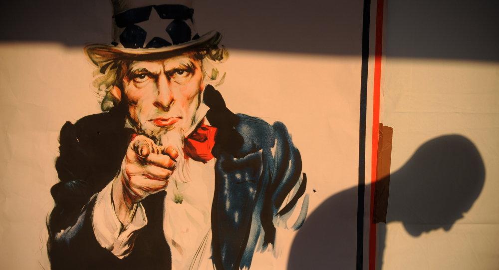 O Tio Sam é um dos principais símbolos dos Estados Unidos