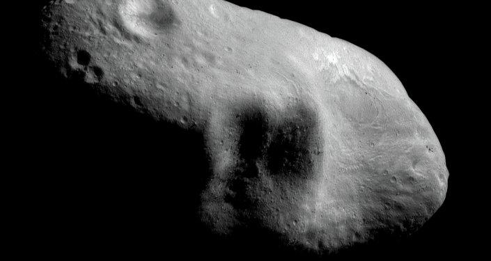 Asteroide de grande proporção irá passar pela Terra na próxima sexta-feira