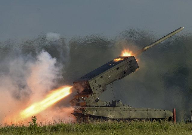Sistema TOS-1A.