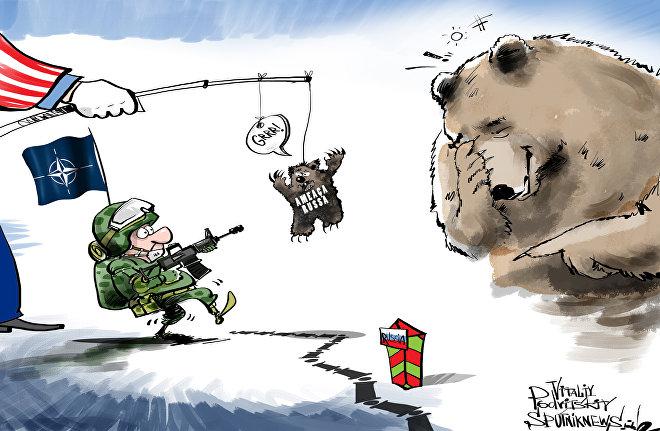 Um conto de ursos para a OTAN