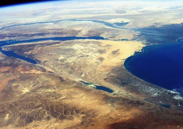 Península do Sinai
