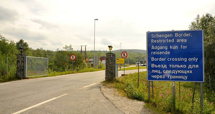 Fronteira entre a Rússia e a Noruega, Kirkenes