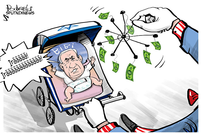 Israel pede ajuda militar dos EUA