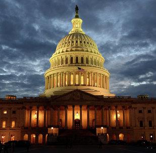 Prédio do Congresso dos EUA, Washington