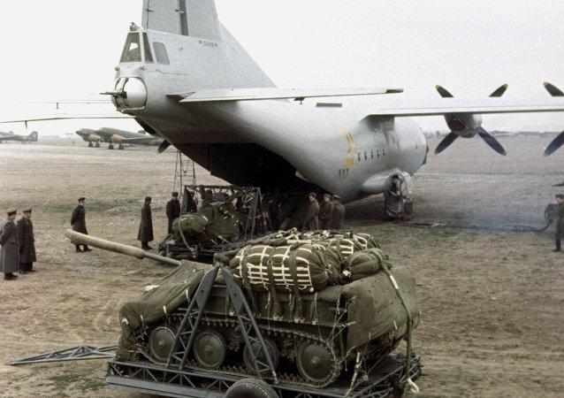 Aeronave de transporte militar soviética