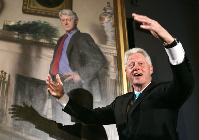 Ex-president dos EUA Bill Clinton