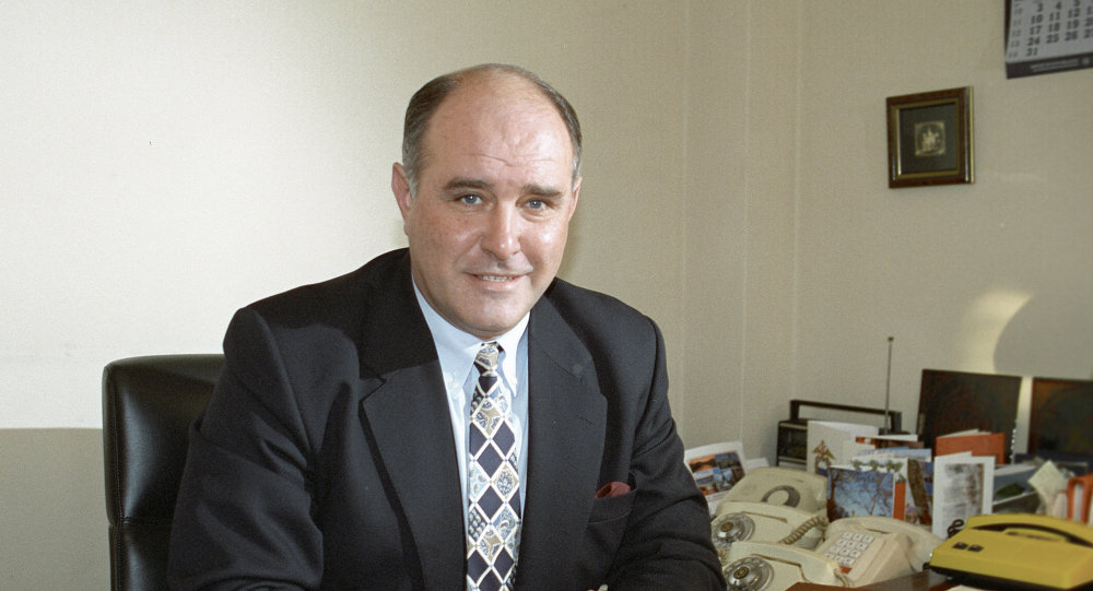 Vice-chanceler russo Grigory Karasin